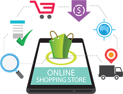 Online Store for Hunch Software PVT LTD